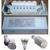 Inverter FCC Led Emergency Lighting Conversion Kits 7W LED lamp With DC 40V - 240V