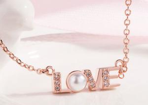 925 sterling silver simple gold silver plated queen lover letter quality 925 sterling silver simple gold silver plated queen lover letter pendant necklace for sale aloadofball Images