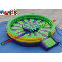 China Durable Inflatable Sports Games Gladiator Jousting Ring With Air Stick on sale