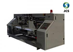 China Two Pcs Type Semi Automatic Stitching Machine For Corrugated Boxes Wear Resistant on sale