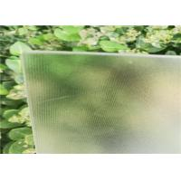 China Anti Reflective Low Iron Clear Glasses ,  Solid Tempered Glass For Solar Panels on sale