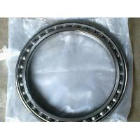 Steel 61914 Deep Groove Ball Bearings OEM For Low Chrome Edging Machine