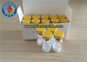 China Growth Hormone Peptide Hormones Bodybuilding White Powder Epitalon 307297-39-8 on sale