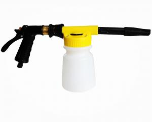 China Yellow color high quality car cleaning detailing foam  washing gun foam sprayer on sale