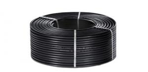 China Direct Buried Air Blown Fibre Microduct ,  Hdpe Pipe For Fiber Optic Non Leakage on sale