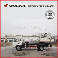 Easy operation small truck crane/ Pick up truck crane for sale