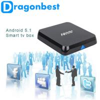 Android 5 . 1 4k Tv Box M8S plus with Gigabit RJ45 2g 8g A9