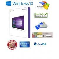Global Language Windows 10 Retail License , Windows 10 Pro OEM Product Key