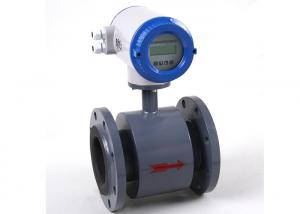 China Hastelloy C Corrosion Liquid Flow Meter Size DN200 15mm Petroleum on sale