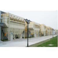 High Filtration Rating Pulse Jet Bag Filter 10000 - 100000cube Meter/H Capacity