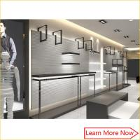 High Grand Display Furniture Retail Clothes Rack Shop Fittings