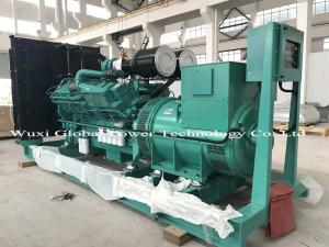 China Cummins KTA19 Series Open Diesel Genset with ABB switch , 440KW Standby Power on sale