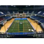 Interior sida la base cojín del choque de la echada de los deportes para Futsal no coloca ninguna agua absorbente