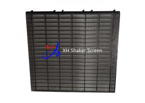 China Md-3 Triple Mi Swaco Shaker Screens Mud Cleaner For Oil Drilling 6.5 KGS on sale