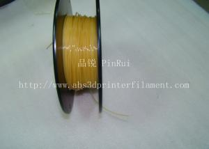 China Natural color POM ABS PLA Flexible  PVA 3d Printer Filament  1.75mm 3.0mm on sale