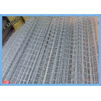 Medium Duty Metal Wire Mesh , Aluminum Wire Mesh Cable Tray Hot Dipped Galvanized