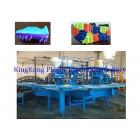 PVC Sport Shoe Footwear Making Machine , Automatic Sneaker Making Machine