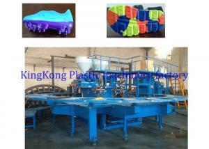 China PVC Sport Shoe Footwear Making Machine , Automatic Sneaker Making Machine on sale