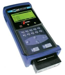 China Car Diagnostic Scanner Acceleration Engline with A build-in printer on sale