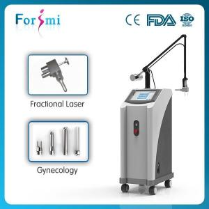 China 10.4 True Color Touch intelligent Screen acne scar removal device for studio co2 laser on sale