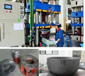 China ISO CE Lpg Cylinder Manufacturing Machines 450-800mm Steel Coil Inner Diameter wholesale