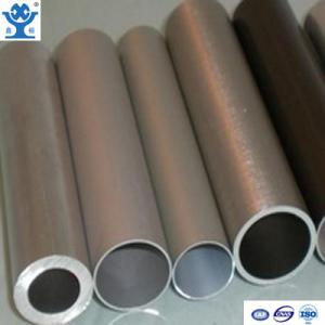 China Good quality extruded round thin wall aluminum tubing on sale