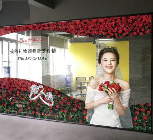 China Ultra-transparent Glass Window Sticker on sale