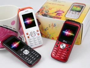 China Sony Ericsson Style MTK6253 Dual SIM Dual Standby Mobile Handset on sale