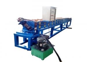 China Iron Shutter Door Forming Machine , Galvanized Steel Roll Forming Machine on sale