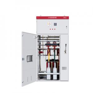 China Industrial 10kv High Voltage Reactive Power Compensation Cabinet Compact Design on sale