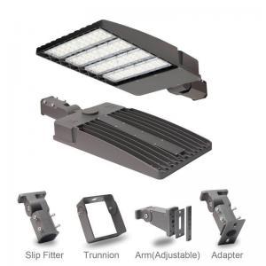 China UL 5 Years Warranty IP65 100W, 150W, 240W, 300W LED Shoebox Street Light Housing / Fixture on sale