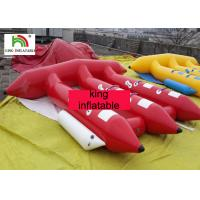 China Inflatable Fly Fishing Raft / Fly Fishing Inflatable Drift Boats Rafting In River on sale