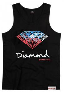 China Mens dimond supply tank tops wholesale on sale