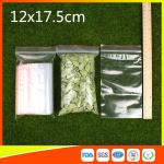 China Plastic Tight Seal Ziplock Bags Packing Ziplock Bags With Zipper Red Line wholesale