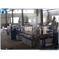 Garden Pipe Making Machine Single Screw Extruder For 8~50mm PVC Braided Fiber Hose