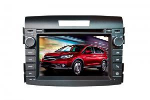 China Sistema de navegación de Kia del jugador de GPS del DVD del coche de la pantalla del botón de 7 pulgadas para CRV 2012 on sale