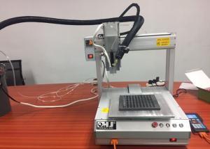 China Cartomizer Cartridge Filling Machine , Spout Pressing Cartridge Filling Equipment on sale