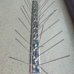 Full Stainless Steel Anti Climb Bird Proof Metal Pigeon Spikes