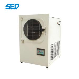 China Commercial Food Vegetable 2300W Vacuum Freeze Dryer Flower Lyophilizer on sale