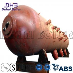 China Accessory Biomass Steam Boiler Steam Drum With Level Measurement on sale