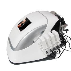 China Lipolaser + Vacuum Cavitation + Tripolar RF + Sixpolar RF Multifunction Beauty machine for reudce winkle on sale