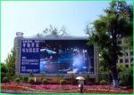 Indoor / Outdoor RGB LED Screen Led Video Display Rental for Department Stores P4.81
