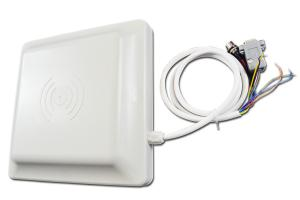 China Adjustable Output Power  Long Range 8 dBi Integrated UHF RFID Reader ffor RFID system on sale