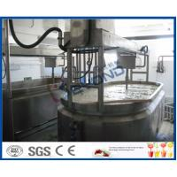 complete set 5000L per hour  industrial Milk processing line for arious kinds of milk products