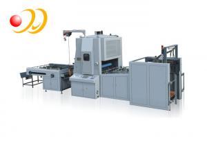 China Opération facile de stratification de machine de film semi automatique de BOPP et de PVC on sale