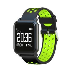 China 50 meters waterproof bluetooth watch size 37.3*30.6*11.3mm 150mAh on sale