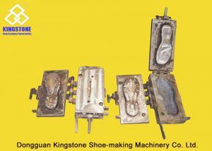 China Aluminum Double Color Plastic Shoe Molding, One Piece Shoe Mould Maker on sale