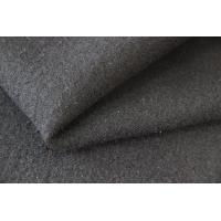 China Soft Textile Double Weave Fabric , Comfortable 80 Wool 20 Nylon Fabric on sale