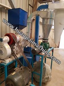 China Corn peeling and Corn grits grinding machine on sale
