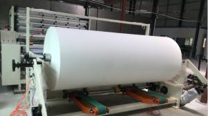 China High Capacity Toilet Paper Production Line Non Stop Toilet Paper Rewinding Equipment on sale